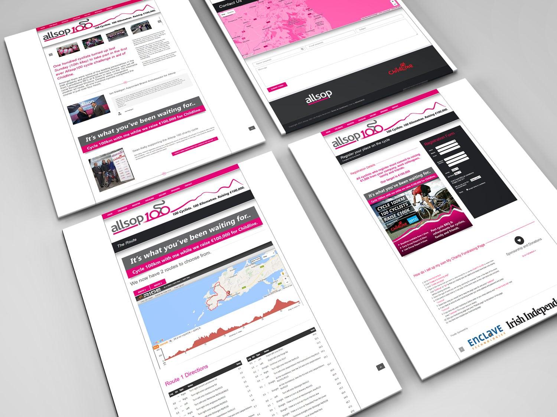 Allsop100-webpages