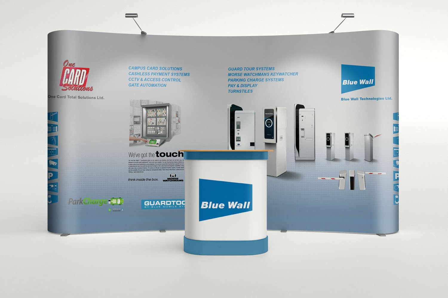 Bluewall-Display-Stand